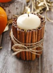 cinnamon-candle